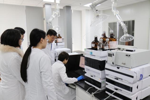 广东省药品检验所化妆品风险评估重点实验室