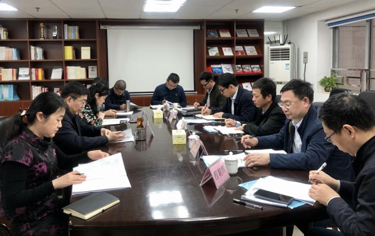 省药品监管局局长江效东到省执业药师注册中心调研指导工作