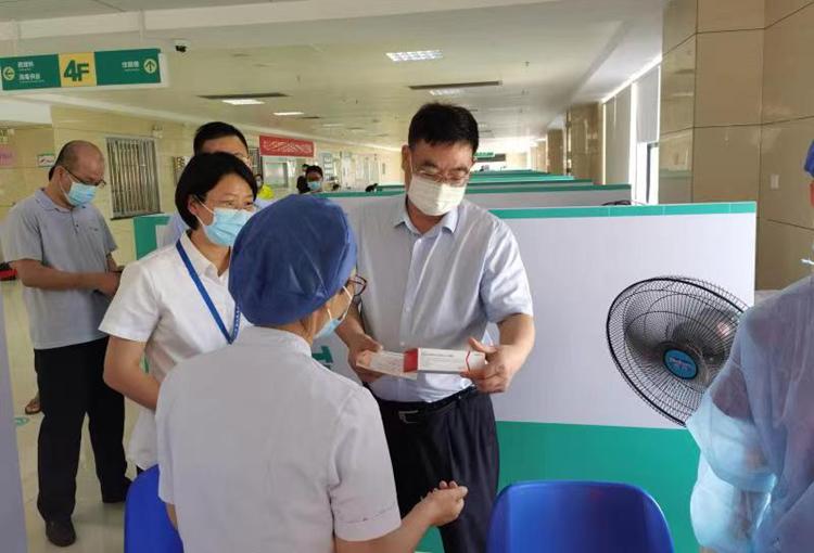 省药品监管局调研组到中山调研生物医药产业重点企业与疫情防控工作