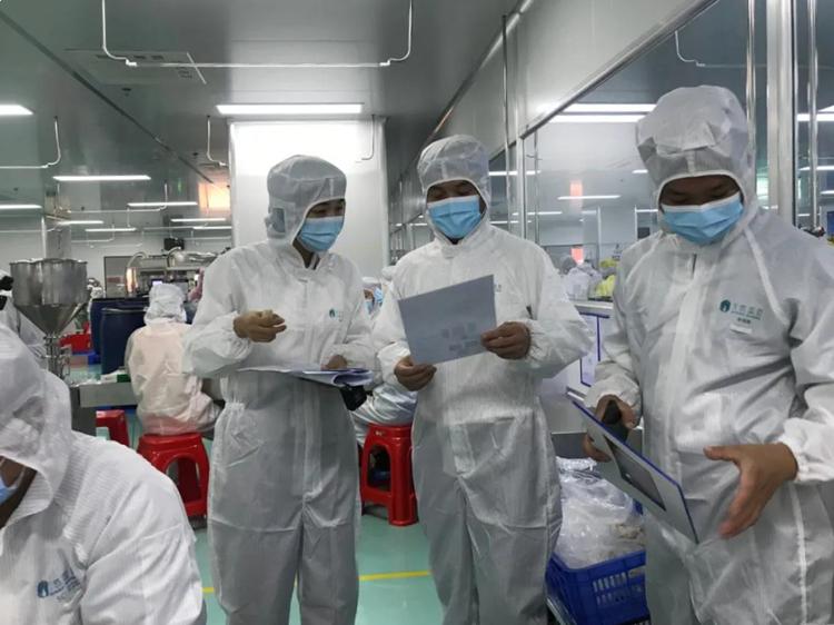省药品监管局开展儿童化妆品生产企业现场检查政务直播活动